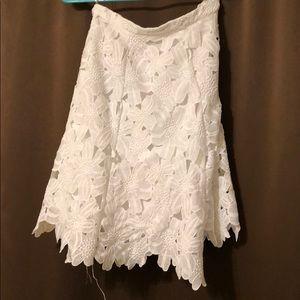 Windsor flower skirt